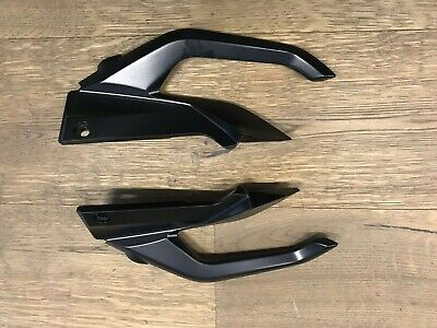 BMW R1200GS GSA LC & New R1250GS LC OEM Pannier Mounts and
