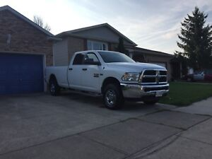 Ram 2500 Long Box
