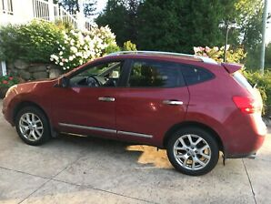Nissan Rogue SV Rouge 2011