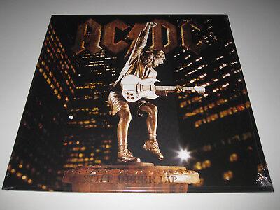 Lip Platte (AC/DC - Stiff Upper Lip LP 180g Vinyl NEU Schallplatte NEW ACDC HT-Audio)