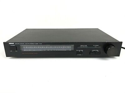 Used, Yamaha Natural Sound Stereo Tuner T-07 Pilot Tone PLL Multiplex System Test Pix for sale  Shipping to India