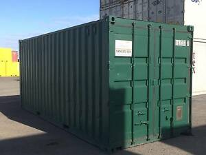 20ft A-Grade Shipping Containers Fully Painted in Brisbane Hemmant Brisbane South East Preview