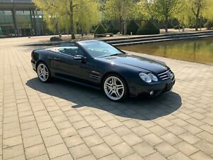"Mercedes-Benz SL 65 AMG Designo Leder Classic Data Note ""2+"""