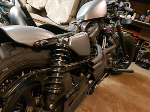 Harley Davidson sportster exhaust Mudgeeraba Gold Coast South Preview