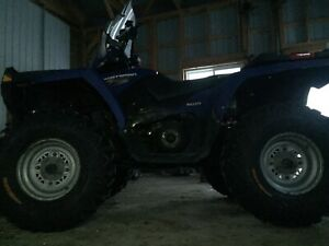 2006 Polaris Sportsman 500 HO