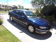 Holden Statesman WL 2004 Blue 6cyl Preston Toowoomba Surrounds Preview
