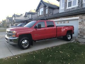 2015 Silverado Dually 6L Gas Engine Crew Cab LT
