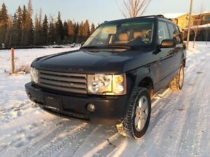 PRICE REDUCED  RANGE ROVER HSE