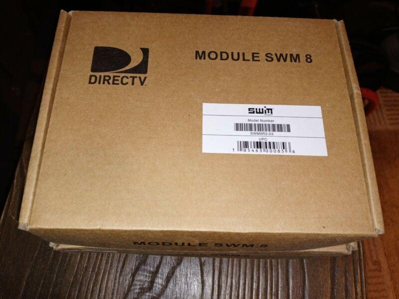 New In Box Directv SWM8 Multiswitch