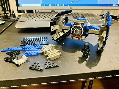 LEGO Star Wars 7150 TIE Fighter - Complete with Alternate Minifigure