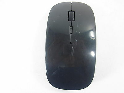 - HDE SLEEK FORM-FITTING ERGONOMIC CURVED WIRELESS, 2.4 GHZ OPTICAL SLIM MOUSE