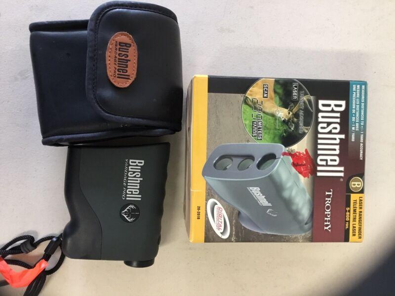 Bushnell Trophy Rangefinder