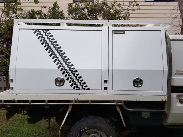 Canopy/canopies aluminium to suit Ute   Other Parts & Accessories ...