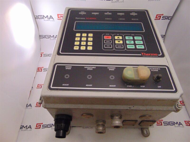 Thermo Electron Ramsey AC4000i Autocheck