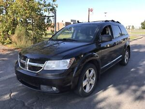 2009 Dodge Journey SXT 3.5L fully loaded very clean