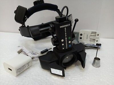 Binocular Indirect Ophthalmoscope Great Condition For Export