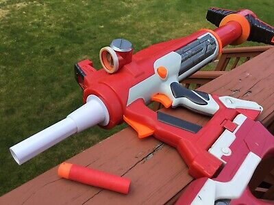 SSWI NERF Compatible N-Strike TITAN AS-V1 to MEGA Dart High Powered Adapter