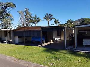 On-site Holiday Van - Shoalhaven Heads, 2hrs south of Sydney Shoalhaven Heads Shoalhaven Area Preview