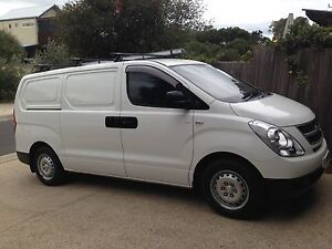2010 Hyundai iLoad Van/Minivan Point Lonsdale Outer Geelong Preview