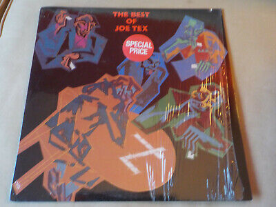 JOE TEX LP THE BEST OF JOE TEX ATLANTIC SOUL R&B FUNK