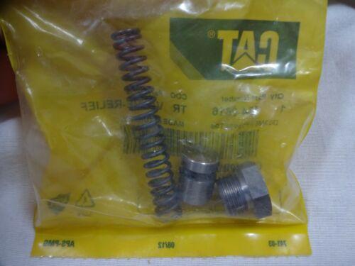 Caterpillar 234-0616 Relief Valve engine oil pressure Genuine CAT C4.4 3054C