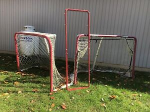 Hockey Nets Two