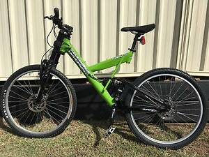 Cannondale Super V 400 Mountain Bike. Toowoomba Toowoomba City Preview