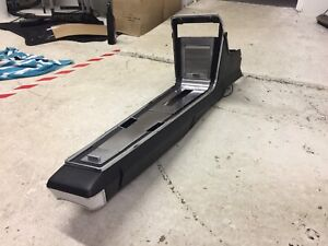 1967 ford mustang fastback center console complete