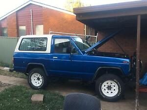 Nissan patrol 4x4 with engineerd vn 304 5l swap St Andrews Campbelltown Area Preview