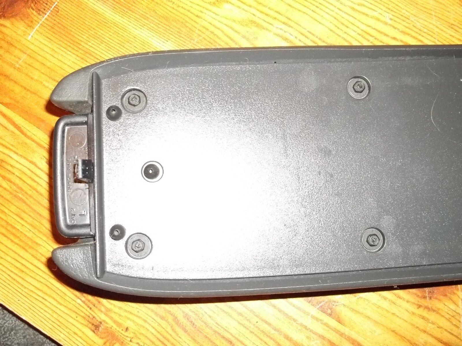 98 05 Chevy S10 Pickup Blazer Gmc Jimmy Sonoma Center Console Lid 4 Of 6 Auto On Column 5