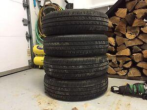 4 pneus hankook optimo