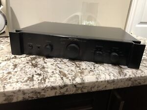Rotel Stereo Preamplifier and 2 Channel Power Amplifier