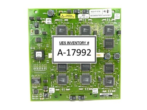 ASML 4022.471.6736 Integrated Circuit Board PCB AD9260AS LVTH182502A Working