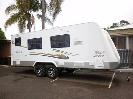 Innovative JAYCO SILVERLINE 21653OB17SL CARAVAN For Sale In Port Macquarie