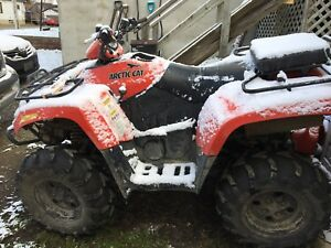 2008 Arctic Cat 4 Wheeler