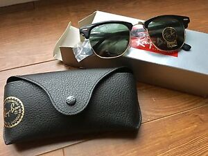 New Ray Ban Clubmaster Sunglasses