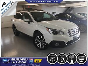 2017 Subaru Outback 3.6R Limited Tech Automatique AWD
