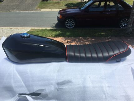 Fuel Tank and seat combo