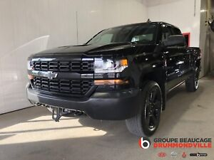 2017 Chevrolet Silverado 1500 WT Black Out ,air Cl
