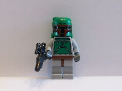 LEGO STAR WARS BOBA FETT FROM SET 7144 4476 3341