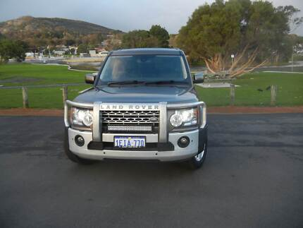 2013 Land Rover Discovery 4 HSE 4WD 7 Seater Wagon Mira Mar Albany Area Preview