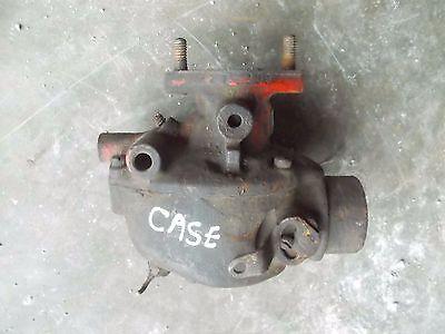 Case 530 Tractor Original Working Engine Motor Carburetor Assembly Marvel Case