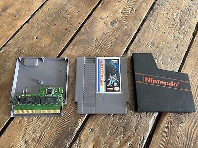 Metal Storm NES Nintendo Working, CLEAN+Authentic!