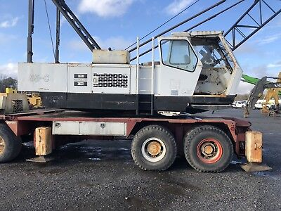 1968 Bucyrus-erie 55-c Runs Drives New Booms Just Came Off A Job
