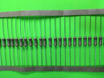 10 Piece 12w 5 Carbon Film Resistor U Pick Resistance Fast Shipping Usa