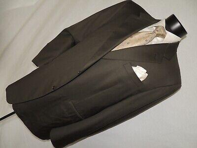 Canali Proposta men's Green 2 piece suit 48 L pants 41X32