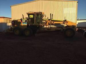 Grader 140m Newman East Pilbara Area Preview
