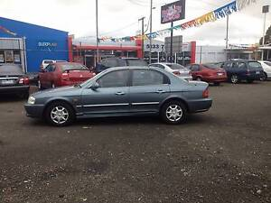 2002 Kia Optima Sedan Morwell Latrobe Valley Preview
