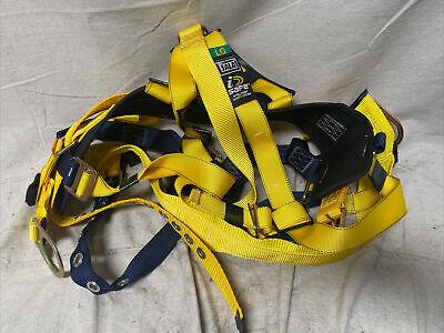 3m Dbi-sala 1106102 Full Body Harness 420 Lb Size Large