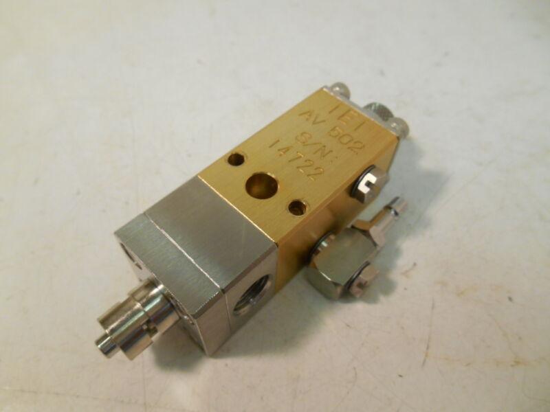 Iwashita AV 502 Needle Dispensing Valve